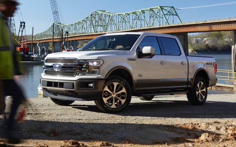 RECALL ALERT: Ford F-150 And Lincoln MKX Called In Due To ...