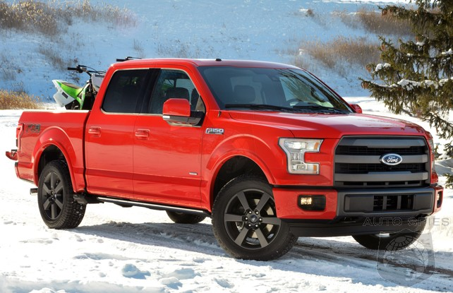 Will The Ford F 150 s MPG Be SO Good It Obsoletes Its Clean Diesel Competition