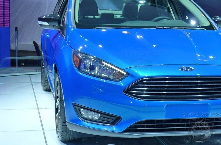 NEW YORK AUTO SHOW: Ford Cleans Up The Focus — Is The Cleaned Up Look Suiting The 2015 Focus Sedan Well?