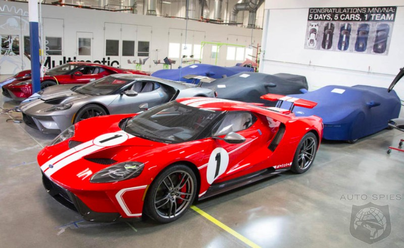 How It's Made: Take A Look Behind-the-scenes To See How Canada's Multimatic Produces The Ford GT