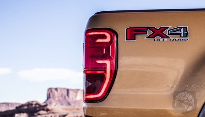 #NAIAS: Ford Prepares For A Mid-size, Pick-up Truck Battle — FULL Info Details All-new Ford Ranger