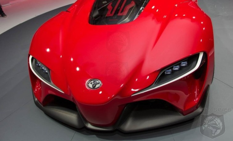 DETROIT AUTO SHOW: Toyota FT1 Overload — The MOST and BEST EXTERIOR Shots Of The FT1 We Bet You'll Find ANYWHERE