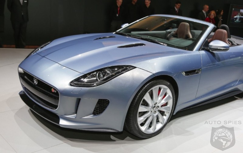 GENEVA MOTOR SHOW: Jaguar Brings Together The Old AND The New School Products