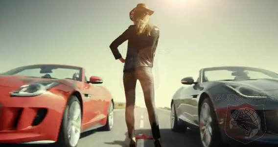 VIDEO: Not ONE, But TWO Of Jaguar's All-New F-Type Filmed Going At It