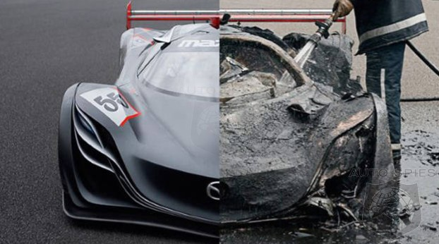 The Loss Of A LEGENDARY Concept Car, The Mazda Furai