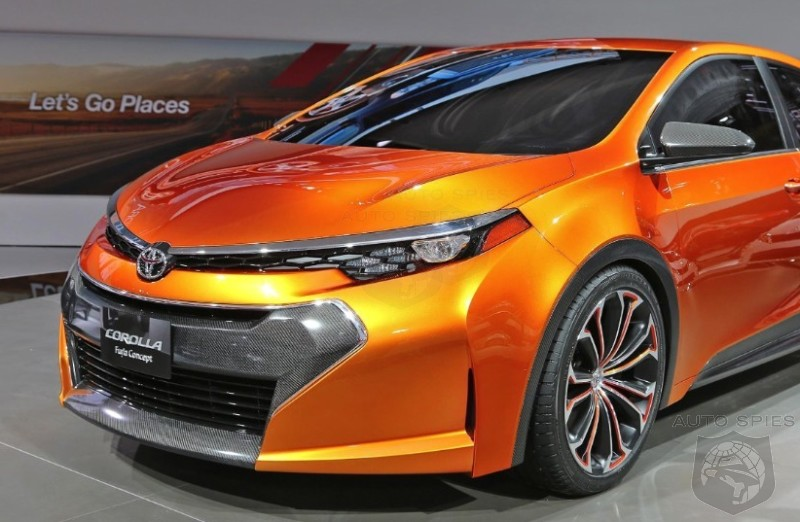 DETROIT AUTO SHOW: Toyota Reveals The Furia Concept — The FIRST Look At The Next-Gen Corolla