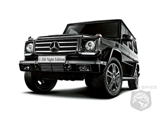 Mercedes-Benz Rolls Out A SPECIAL Edition G-Class For Japan ONLY