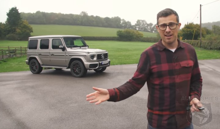 DRIVEN VIDEO So What s The All new Mercedes AMG G63 REALLY Like