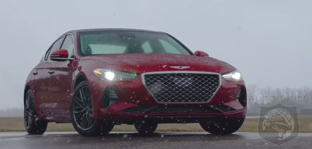 DRIVEN + VIDEO: The All-new Genesis G70 Has ARRIVED, But What's Consumer Reports' FIRST Impression Like?
