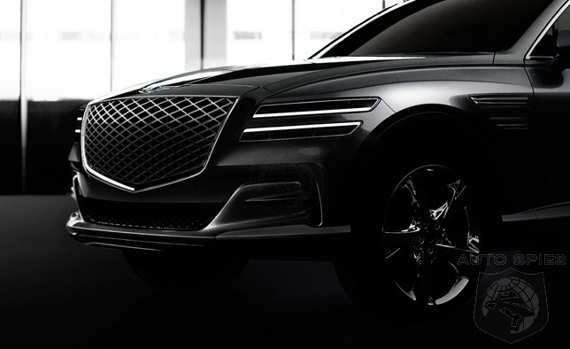 OFFICIAL Reveal For The All-new Genesis GV80 Is SET For Next Week!