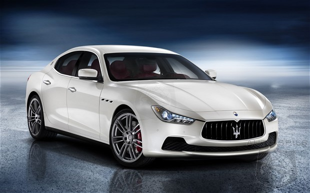 Maserati's Ghibli Is Taking DEAD AIM On The Germans — Does It Have A Clear Shot?