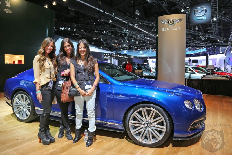 LA AUTO SHOW: The Agents Give You Over 700 SEXY Reasons Why California Is The Place To BE If You Love Cars!