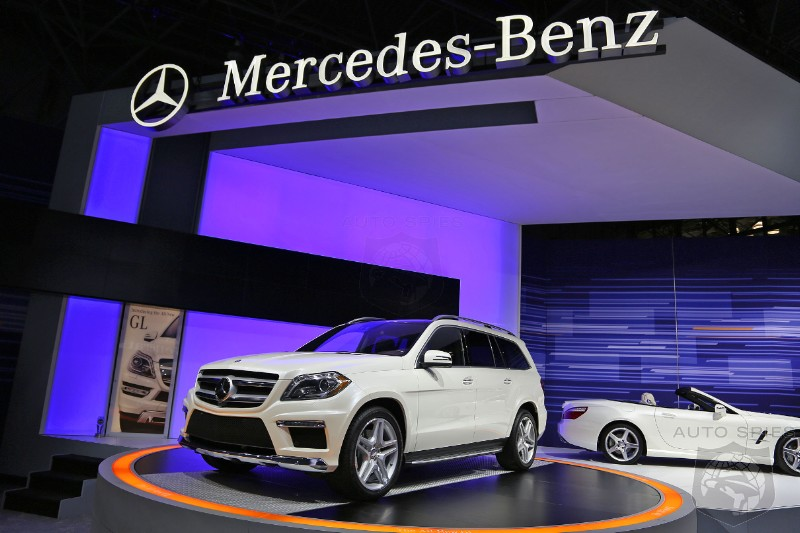 NEW YORK AUTO SHOW: Mercedes-Benz Debuts An Updated GL-Class For Mommy's And Daddy's - Is It Still Easy To Love?