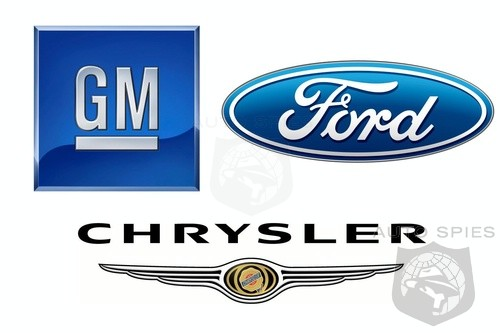 WHICH Domestic Automaker Do YOU Like RIGHT Now?