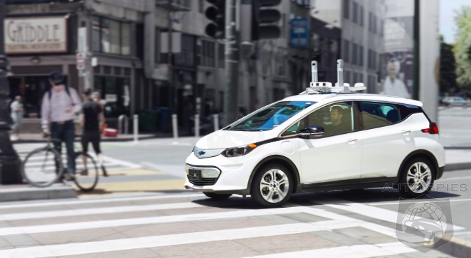 General Motors' Self-Driving Cars Had A September FULL Of Accidents, But It's Not As Bad As It Sounds...