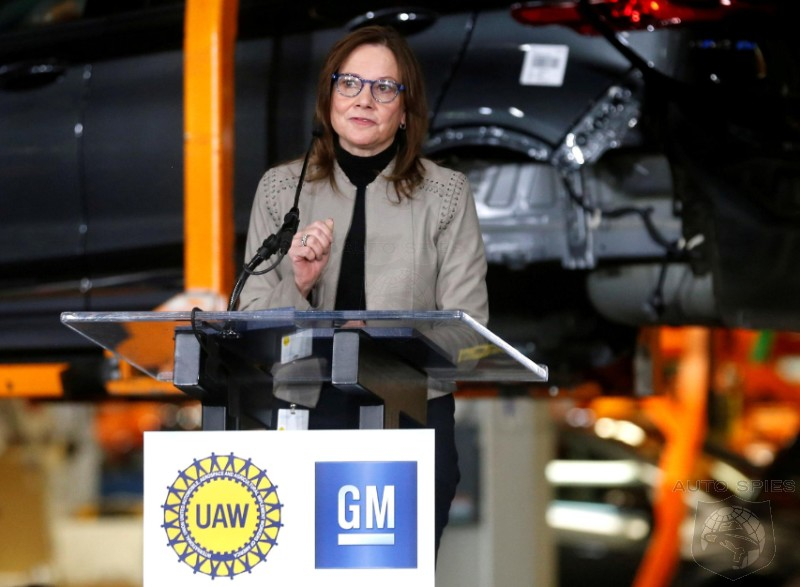 Does GM's CEO, Mary Barra, Have The JUICE To End The Mexican Standoff With The UAW?