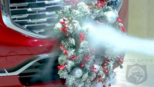 VIDEO: So, What Do All Those Holiday Decorations Do To Your MPG?
