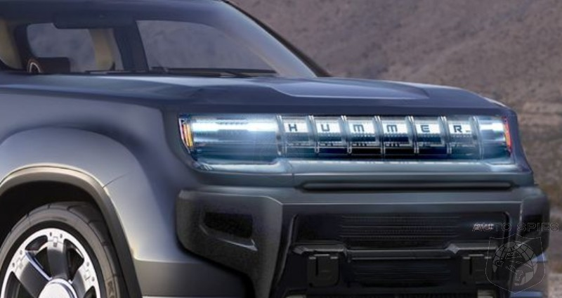 Rendered If The All New Gmc Hummer Ev Looks Like This Is It Doa