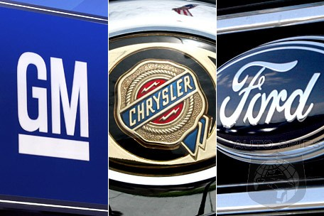 Of The Detroit THREE, WHICH Automaker Has YOUR Attention? Weigh In, Spies!