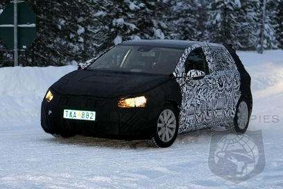 SPIED: Volkswagen's Next-Gen MKVII Golf, Lighter, Faster & MORE Tech