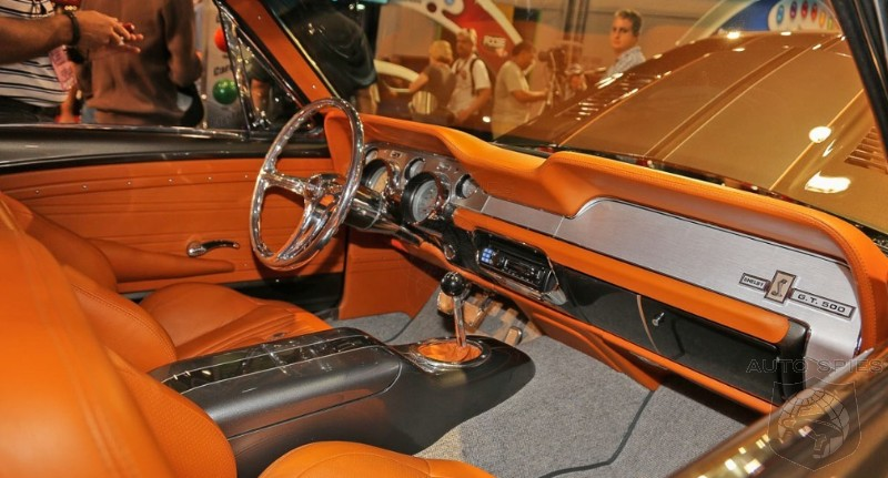 SEMA 2012: The BEST and WORST Interiors Straight From SEMA