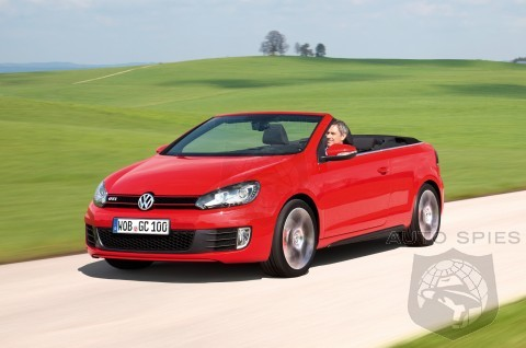 DRIVEN: CAN The Volkswagen Golf GTI Cab Continue A Pattern Of Success OR Should You Just Get The Hatch & A Sunroof?