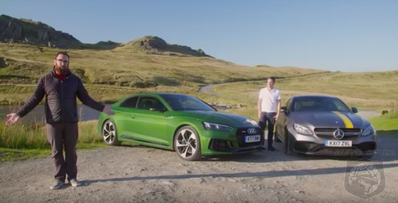 CAR WARS! High-performance Shootout: Audi RS5 vs. Mercedes-AMG C63 S —WHICH One Are YOU Taking Home?