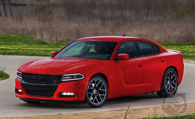 ALL But OFFICIALLY Confirmed: Dodge Charger NEXT To Get The Hellcat V8