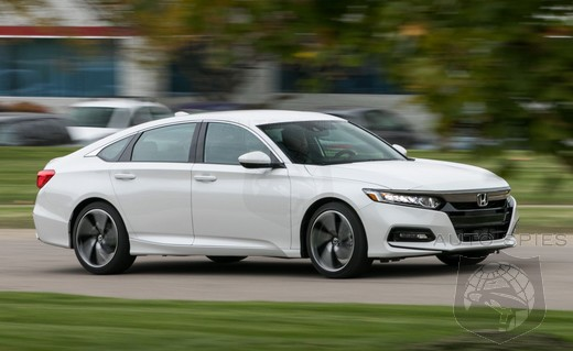 How Did Honda Do It Is The All New Accord BEST Looking Mainstream Sedan