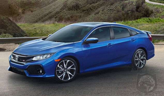OFFICIAL: The All-new Honda Civic Si Goes On Sale Tomorrow For Less Than $24k — DETAILS Here