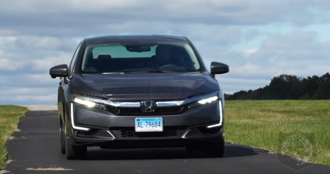 DRIVEN + VIDEO: The Honda Clarity Is Honda's Flagship Hybrid — But Is The Juice WORTH The Squeeze?