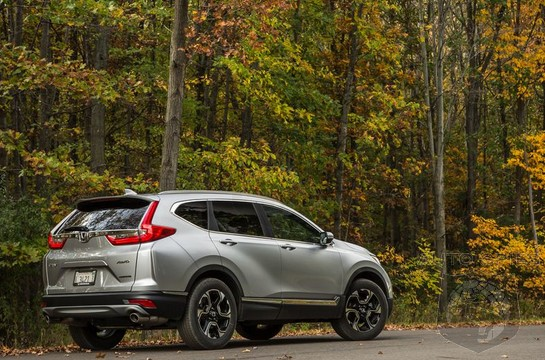 Japanese Reliability? Consumer Reports Uncovers Stalling Issue With 2017-2018 Honda CR-V