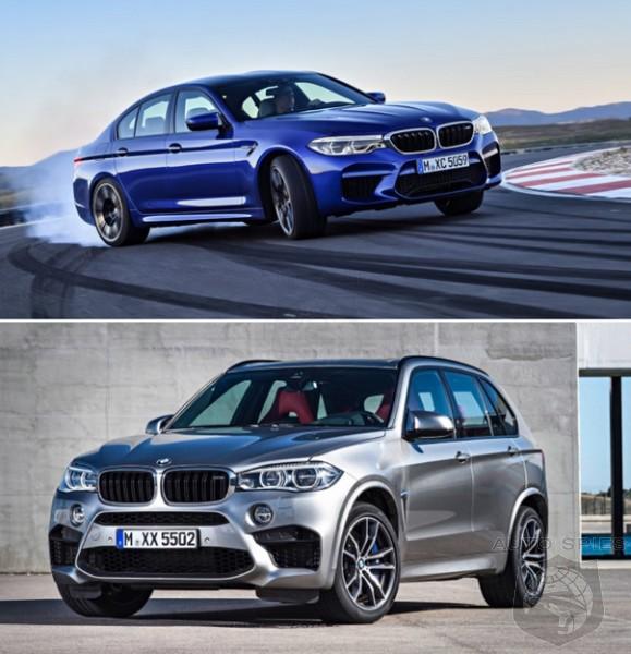 A High Performance Sports Car Or Suv