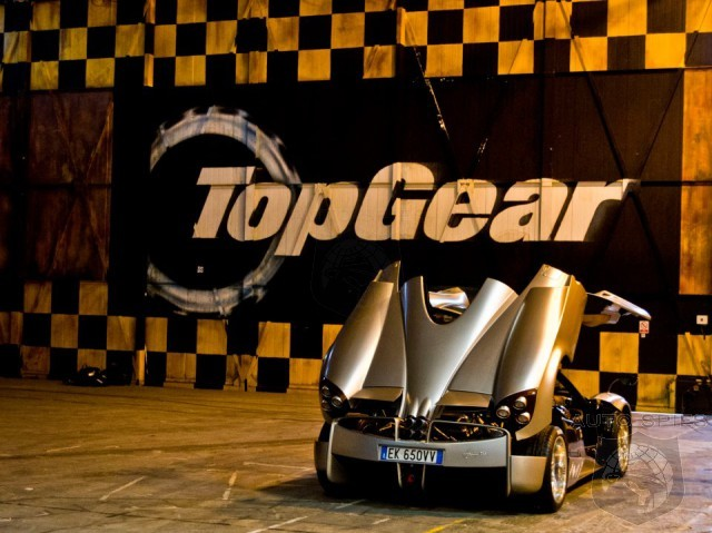 Top Gear Starts Season 19 Off With A Bang, And A NEW Record