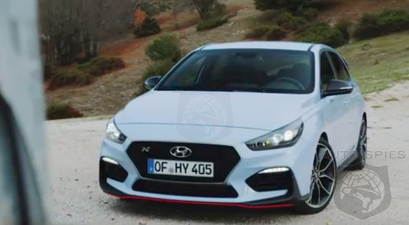 DRIVEN + VIDEO: What Happens When Hyundai Takes Its Sporting Side SERIOUSLY? The i30 N