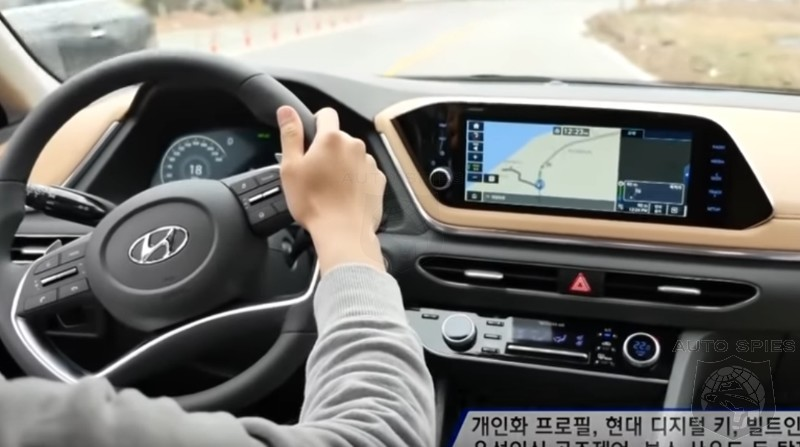 Video First Look At The 2020 Hyundai Sonata Leaves Us A Bit