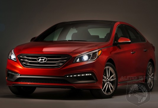 OFFICIAL: Hyundai Does The UNTHINKABLE — 2015 Hyundai Sonata Priced CHEAPER Than Outgoing Car