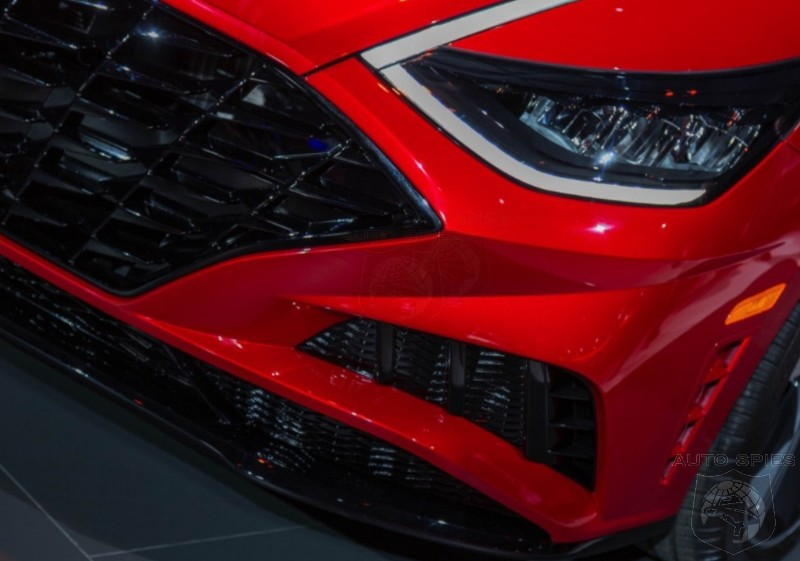 #NYIAS: STUD or DUD? Does The All-new, 2020 Hyundai Sonata Have A Face ONLY A Mother Could Love?