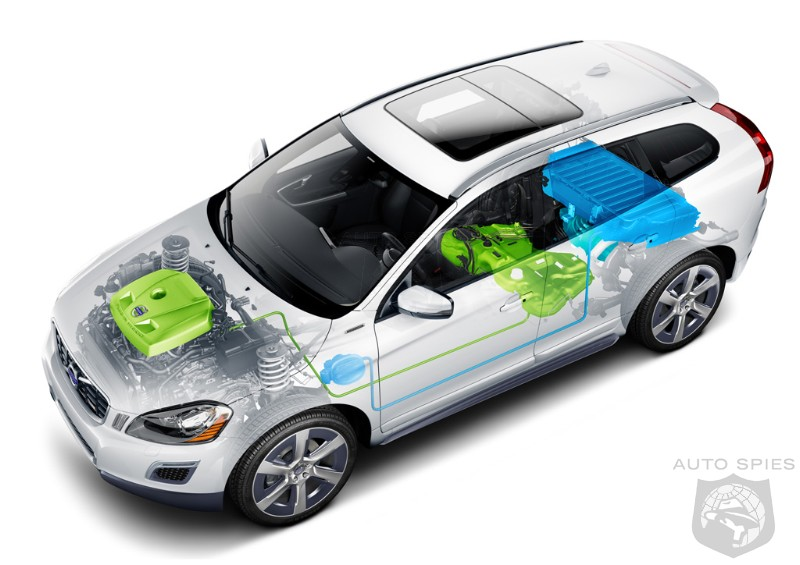 DETROIT AUTO SHOW: Is Volvo's PLUG-IN Hybrid The FIRST Electric Vehicle Buyers Will Want? 350 HP & 50 Combined MPG SUV