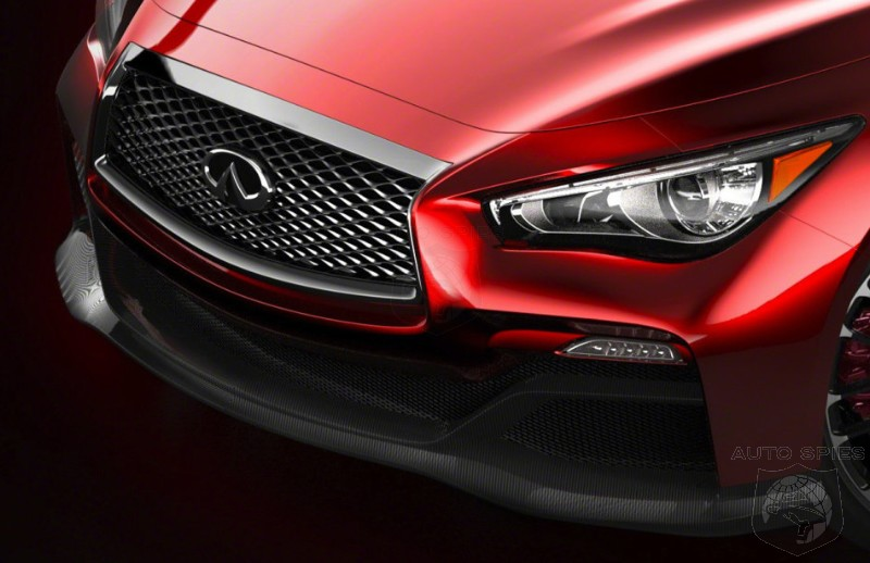 DETROIT AUTO SHOW: STUD or DUD — Is Infiniti's F1-Inspired Q50 Eau Rouge Making You TURN Your Head Or Is It Getting The Cold Shoulder?