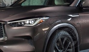 #LAAUTOSHOW: Did Infiniti Just REVEAL Its BEST Looking Product Yet? The All-new QX50...