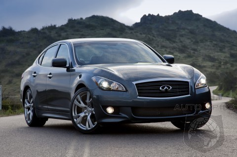Infiniti Working On A GT-R Sport Sedan - Are The