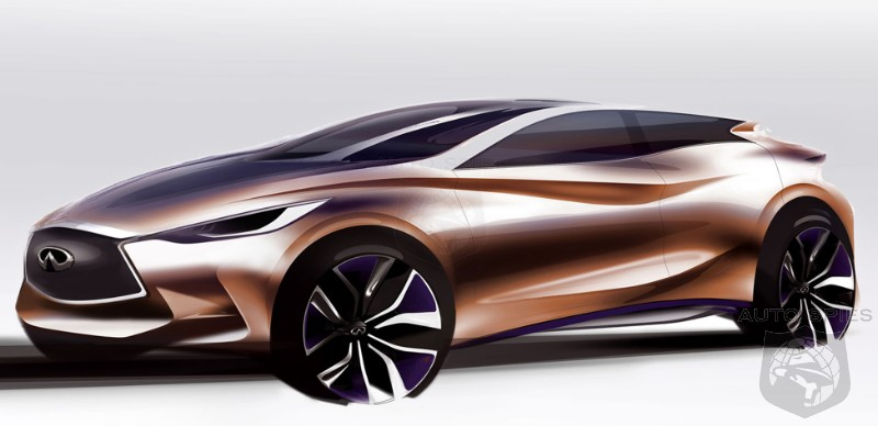 Infiniti Has A WIDE Set Of Plans To BOOST The Brand — Any Suggestions, Spies?