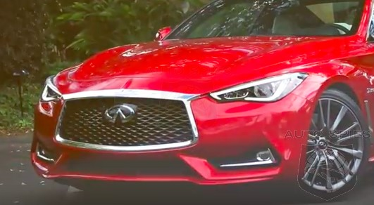 DRIVEN VIDEO All New Infiniti Q60 Packs A PUNCH But Does It Topple The 4 Series C Class RC A5
