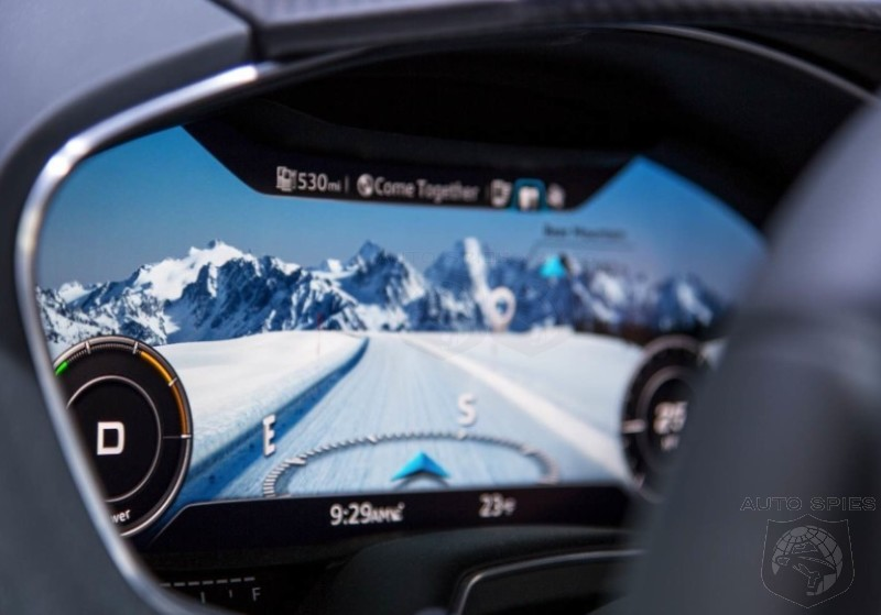 DETROIT AUTO SHOW: The BEST Shots NO ONE Has Of The Next-Gen Audi Instrument Panel