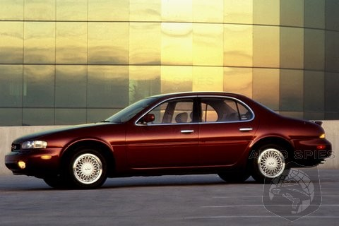 THROWBACK! Was Infiniti's J30 Its Saving Grace?