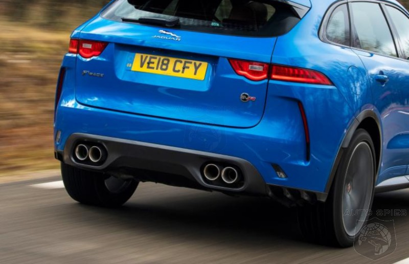 DRIVEN: The All-new Souped Up Jaguar F-Pace SVR, Is It A HOME RUN Or A Swing And MISS?