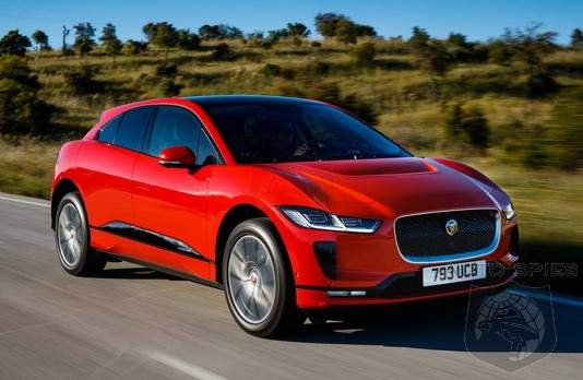 Say What? Jaguar Considering Making A HUGE Transition In Its Product Portfolio...