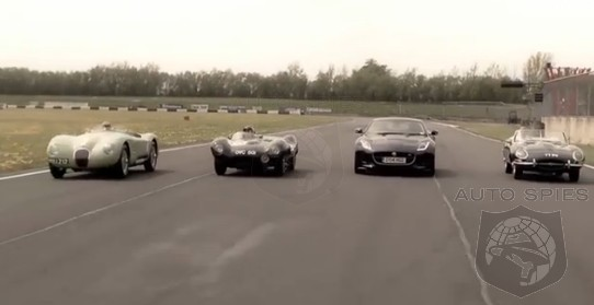 VIDEO: What Makes The Jaguar F-Type The