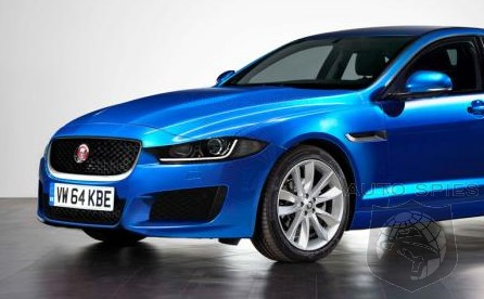 RENDERED SPECULATION: An Artist Takes On The Upcoming Jaguar XE — Is THIS What YOU Want To See?